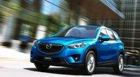 2013 Mazda CX-5, Front quarter, exterior, manufacturer, gallery_worthy