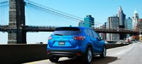 2013 Mazda CX-5, Rear quarter, manufacturer, exterior
