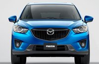 2013 Mazda CX-5, Front View, exterior, manufacturer, gallery_worthy