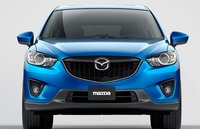 2013 Mazda CX-5, Front View, exterior, manufacturer