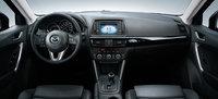 2013 Mazda CX-5, cockpit view, interior, manufacturer