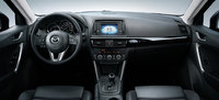 2013 Mazda CX-5, cockpit view, interior, manufacturer