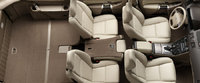 2013 Volvo XC90, Full Interior View, interior, manufacturer