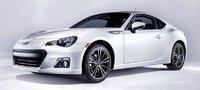 2013 Subaru BRZ Picture Gallery