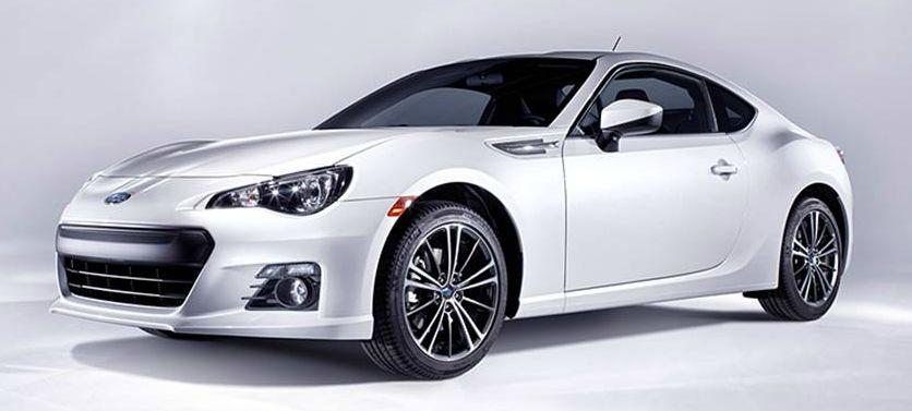 2013 Subaru BRZ, Front quarter, exterior, manufacturer