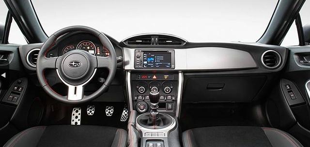 2013 Subaru Brz Interior Pictures Cargurus