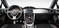 2013 Subaru BRZ, cockpit, interior, manufacturer