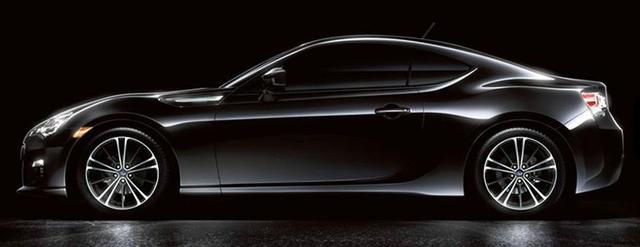2013 Subaru BRZ, Side view, exterior, manufacturer
