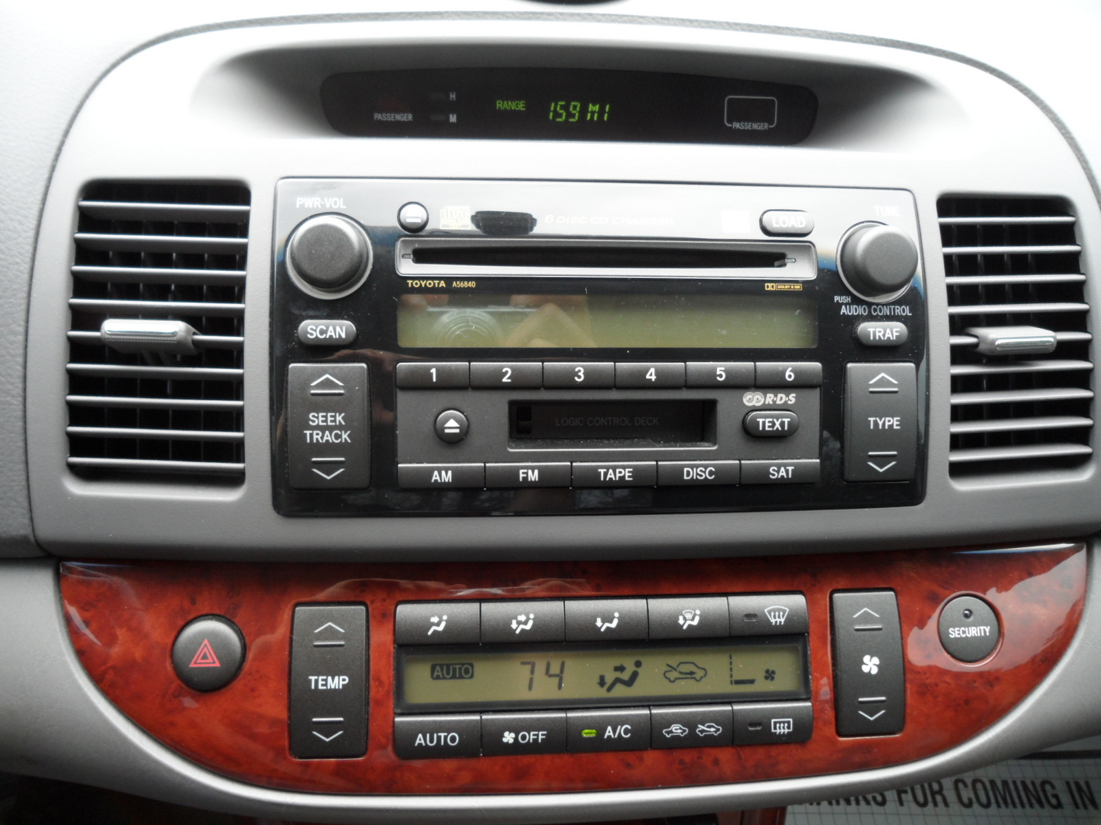 Toyota Camry 2009 Aux Input Not Working | 2018 Toyota ...