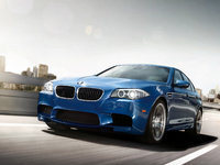 2012 BMW M5 Overview