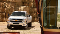 2012 Chevrolet Silverado 3500HD Overview