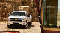 2012 Chevrolet Silverado 3500HD Picture Gallery