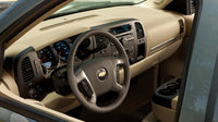 2012 Chevrolet Silverado 3500HD, interior front drivers, manufacturer, interior