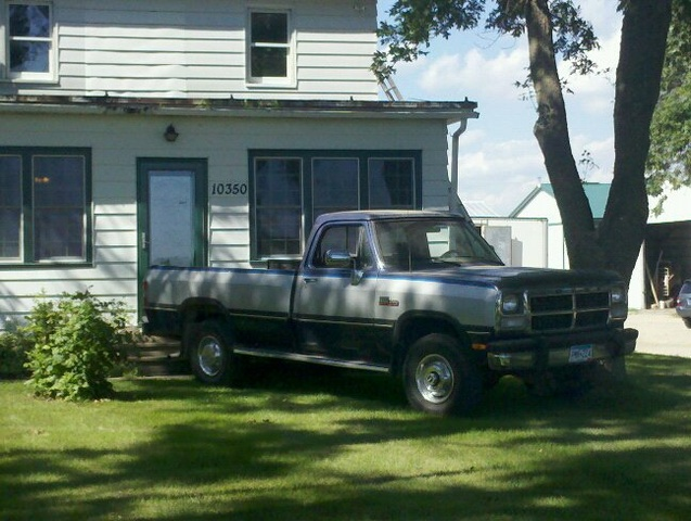 Picture of 1991 Dodge RAM 250 LE LB 4WD, exterior, gallery_worthy
