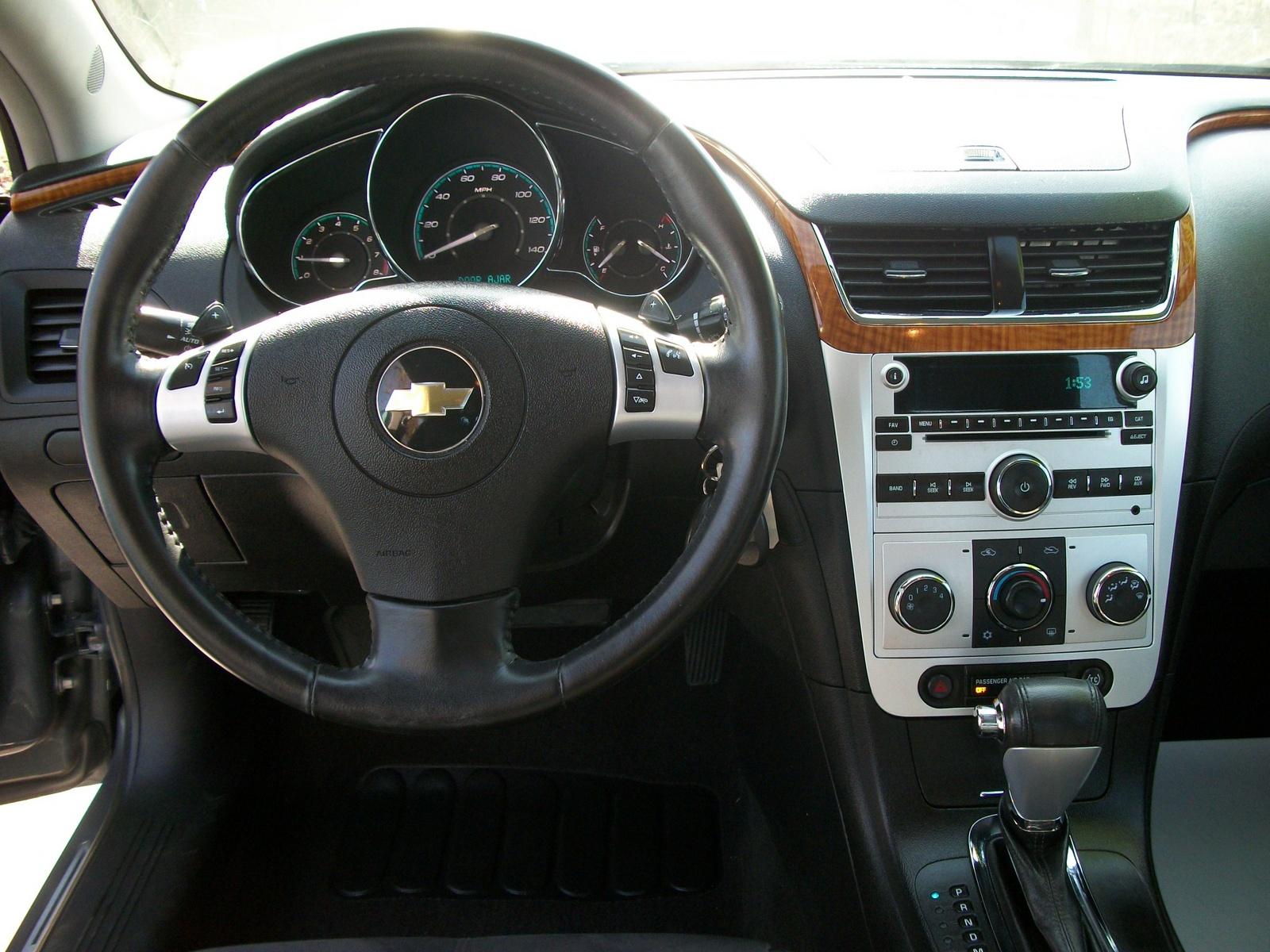 2009 Chevrolet Malibu Interior 2009 Chevy Malibu Interior