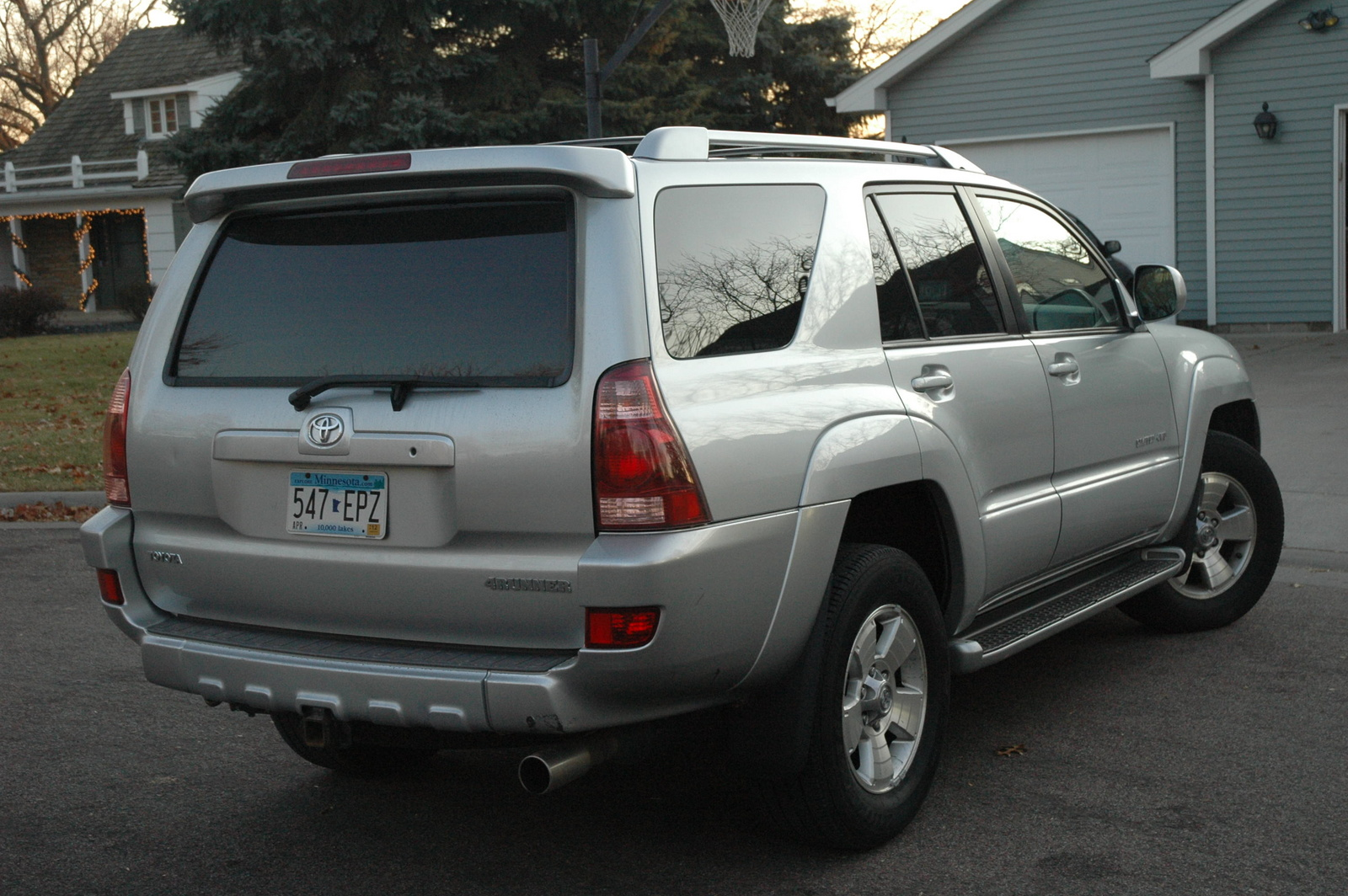 What is the biggest tire that will fit a 2014 4runner autos post