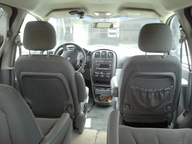 Dodge Grand Caravan Dr Se Passenger Van Extended Pic X on 1998 Dodge 3500 Van