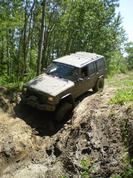 1994 Jeep Cherokee picture