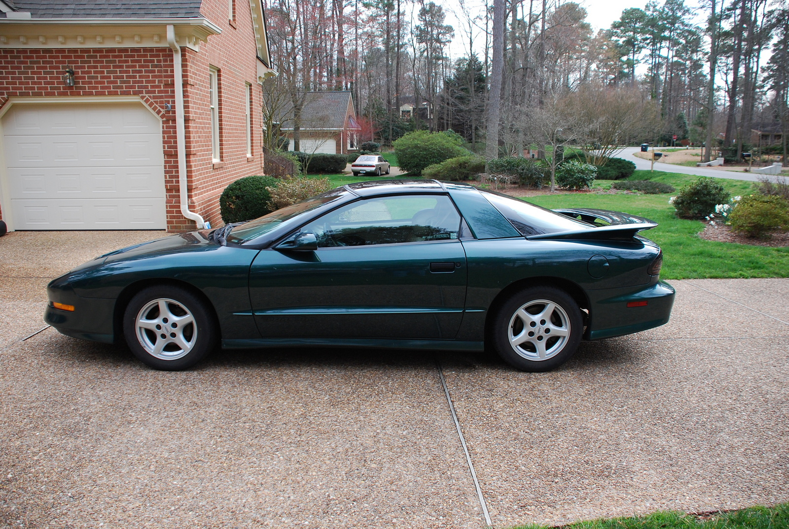 1996 pontiac firebird trans am pictures picture of. Black Bedroom Furniture Sets. Home Design Ideas