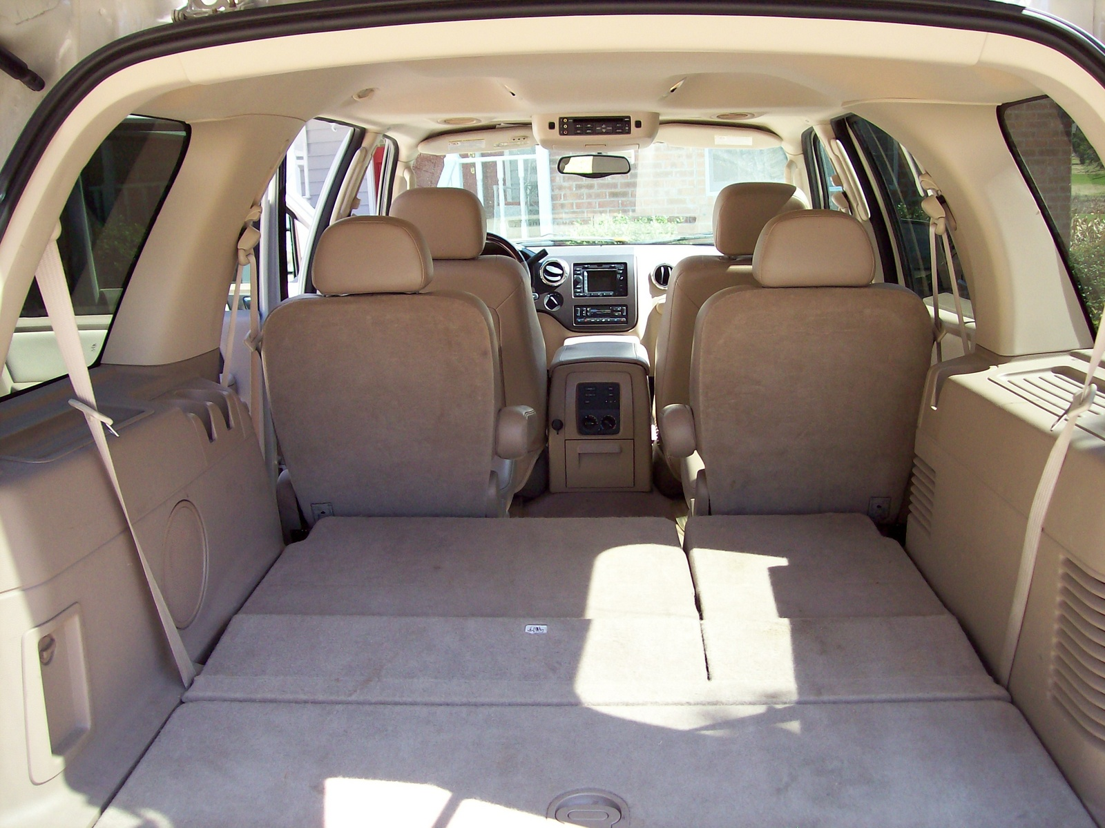 2005 Ford Expedition Interior Colors