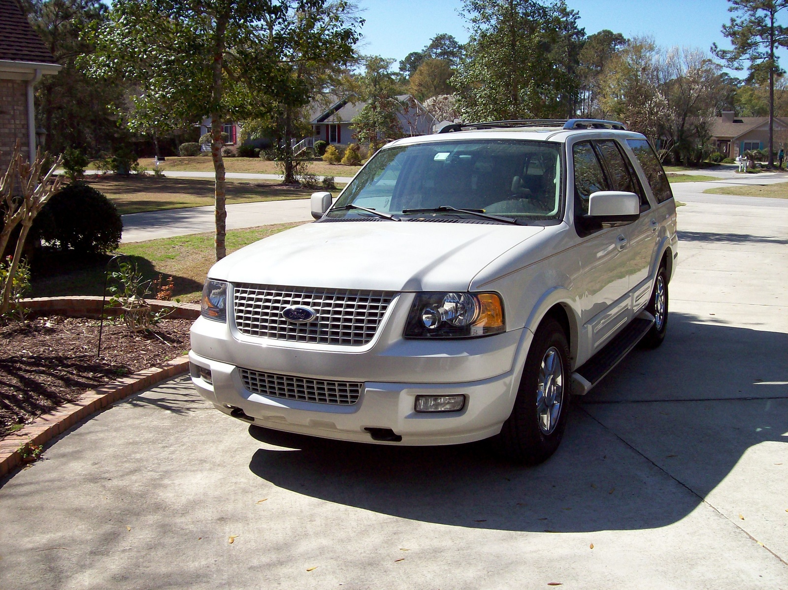 2005 Ford Expedition Limited In Houston Tx: 2005 Ford Expedition