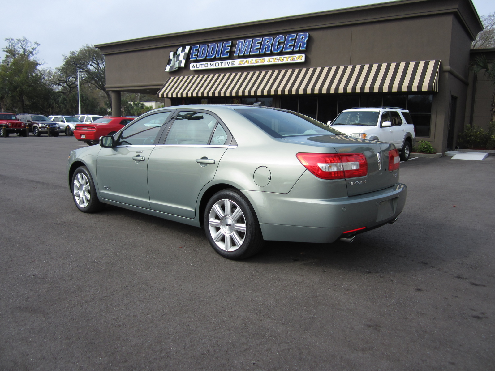 2008 Lincoln MKZ - Exterior Pictures - CarGurus