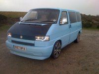 1991 Volkswagen Caravelle Overview