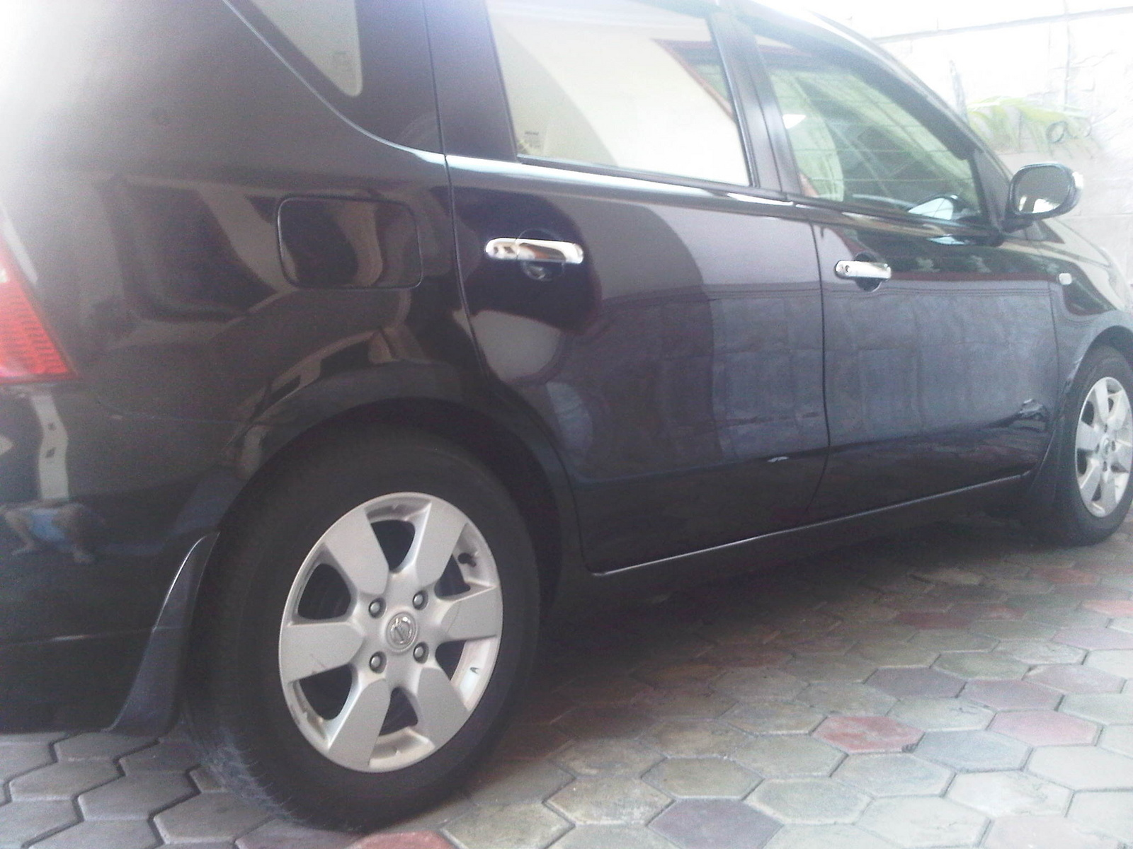Picture of 2008 Nissan Grand Livina, exterior