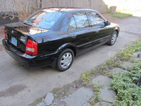 Picture of 2000 Mazda Protege, exterior