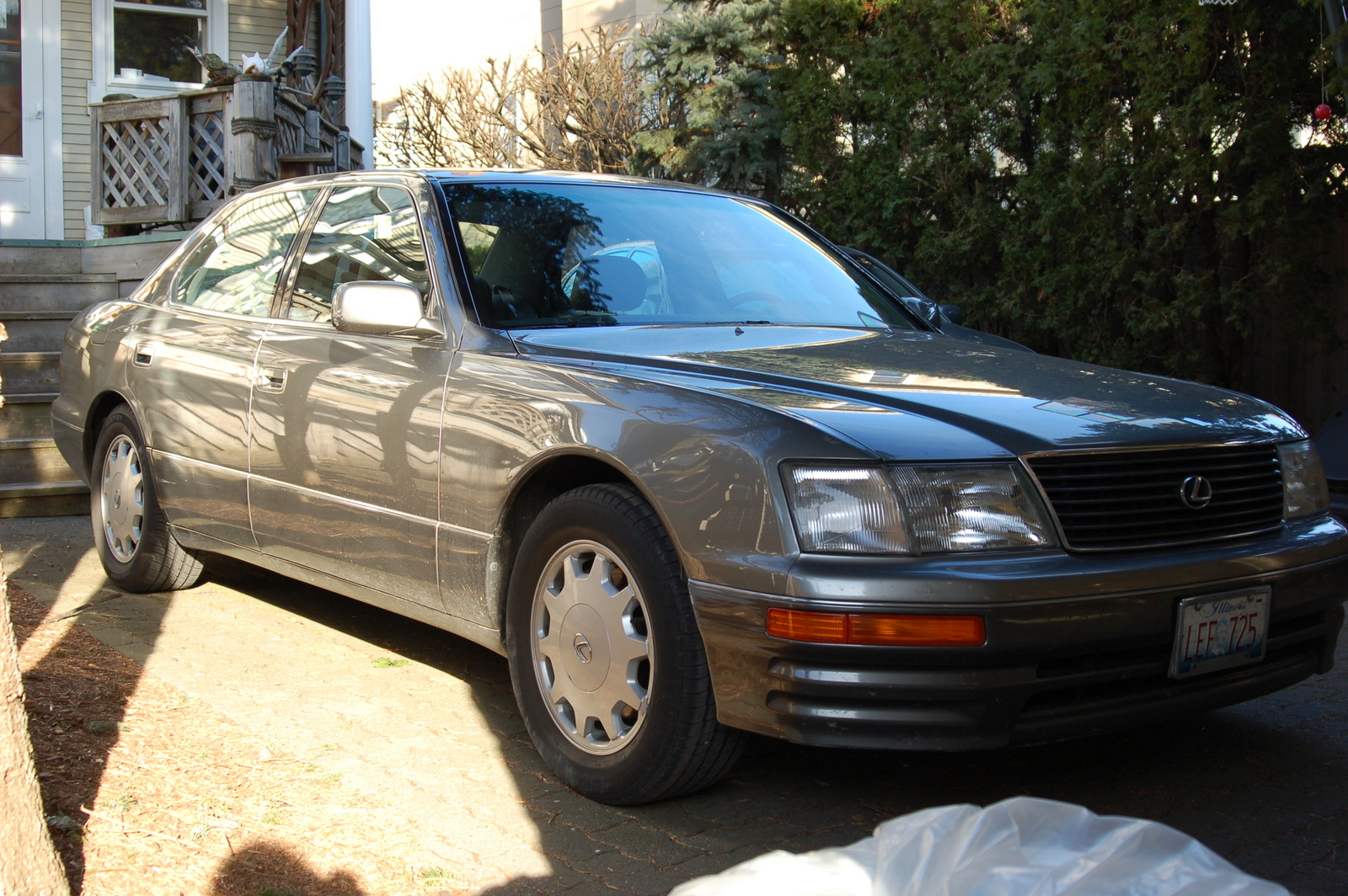 1995 lexus ls400 specs. Black Bedroom Furniture Sets. Home Design Ideas