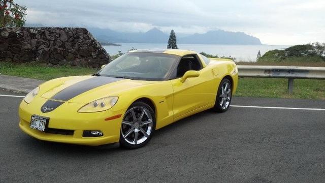 Picture of 2008 Chevrolet Corvette Coupe, exterior
