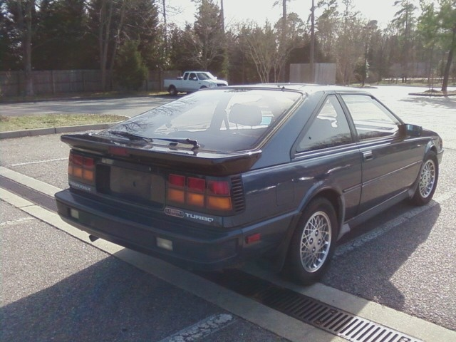 1986 Nissan 200sx Overview Cargurus