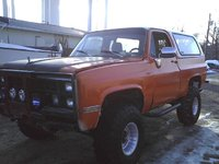 1983 GMC Jimmy Overview