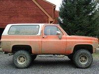 1983 GMC Jimmy Picture Gallery