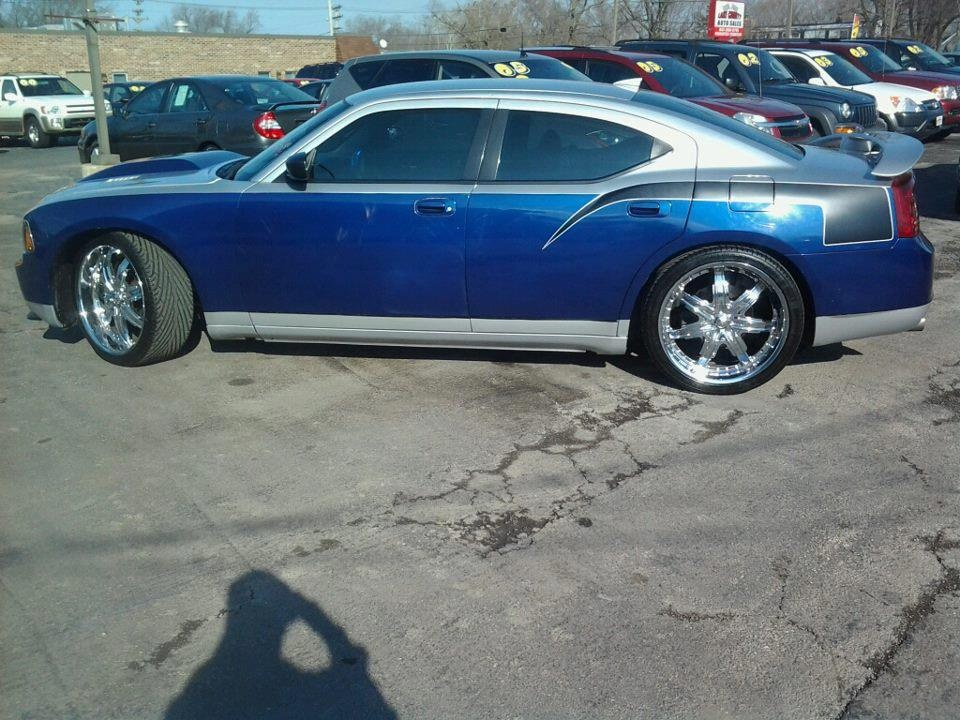 Ugly dodge charger