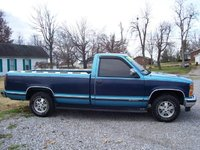 1992 Chevrolet C/K 1500 Overview