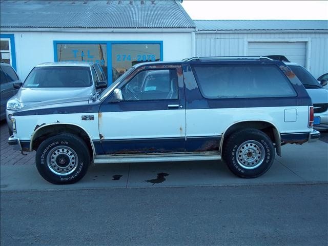 Chevrolet S Blazer Pic X on 1984 Chevrolet S10 Blazer