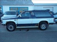 1989 Chevrolet S-10 Blazer Overview