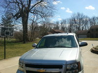 Picture of 2011 Chevrolet Tahoe Hybrid 4WD, exterior, gallery_worthy