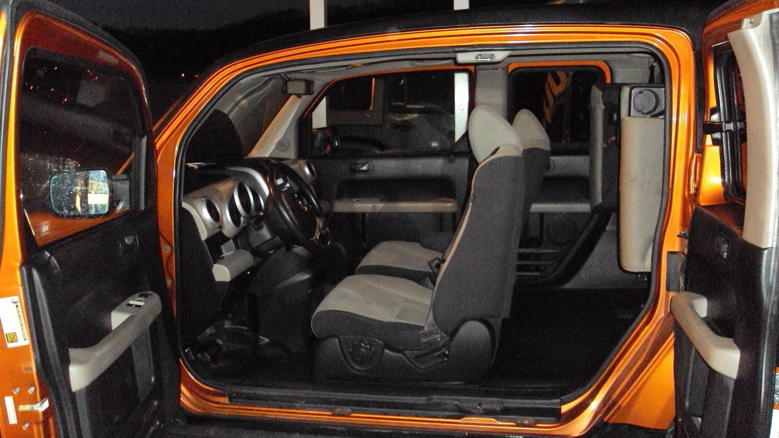 2008 Honda Element Interior Pictures Cargurus