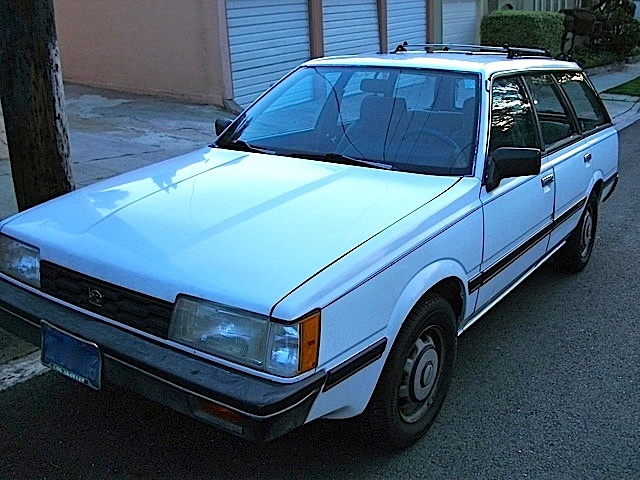 Picture of 1985 Subaru GL