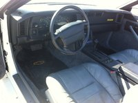 Picture of 1991 Chevrolet Camaro Z28 Convertible RWD, interior, gallery_worthy