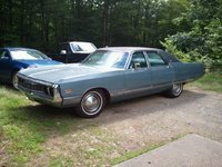 1971 Chrysler New Yorker Overview