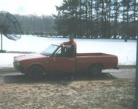 1986 Dodge Ram 50 Pickup Overview