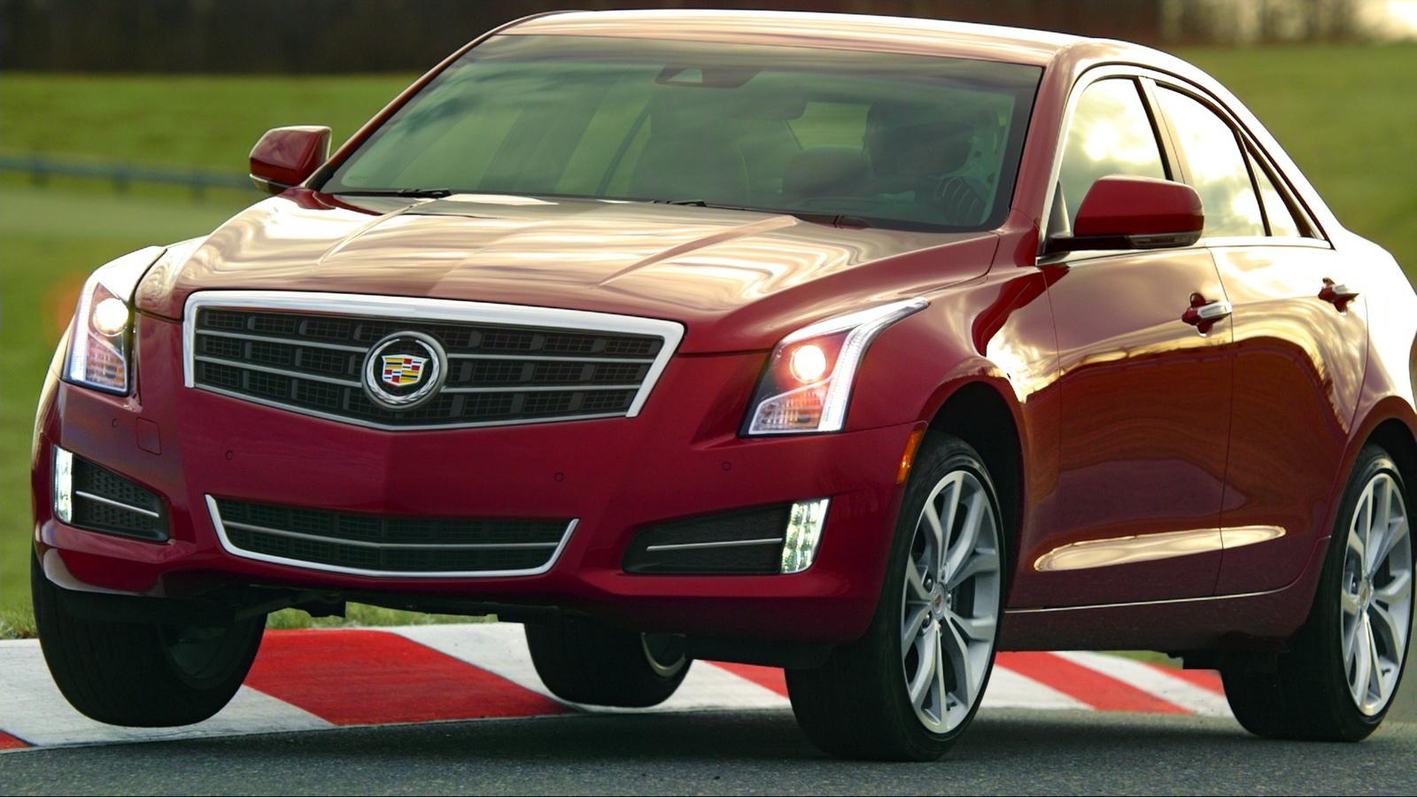 2013 Cadillac Ats Test Drive Review Cargurus