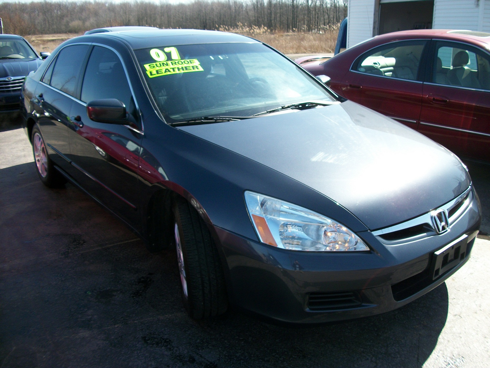 2008 Honda Accord EX-L - Pictures - 2008 Honda Accord EX-L picture ...