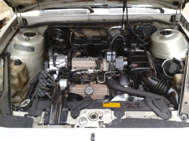 Picture of 1990 Buick Century Custom Sedan FWD, engine, gallery_worthy
