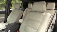 2013 Ford Explorer, interior rear and third row seating, manufacturer, interior