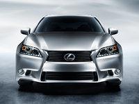 2013 Lexus GS 350, exterior full front view, exterior, manufacturer