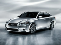 2013 Lexus GS 350 Overview